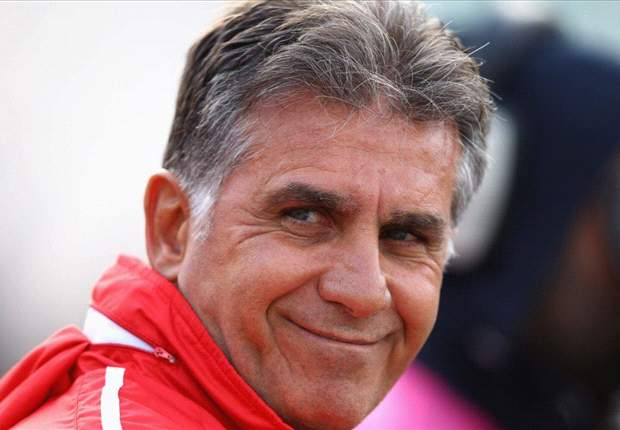 No time to relax for Iran boss Queiroz after final 2014 World Cup qualifying draw