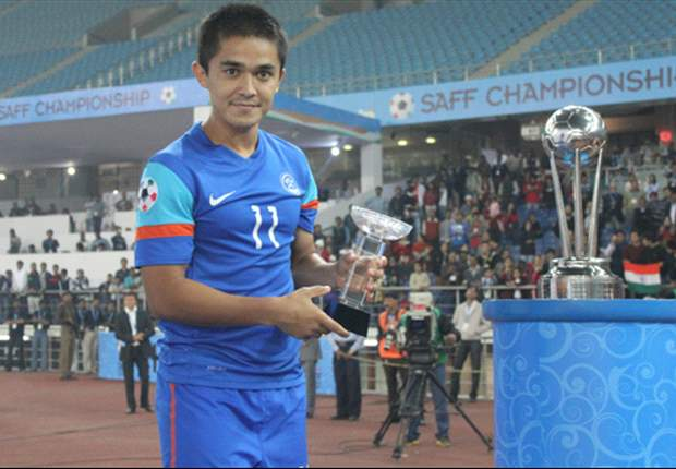 Sporting Lisbon sign India captain Chhetri