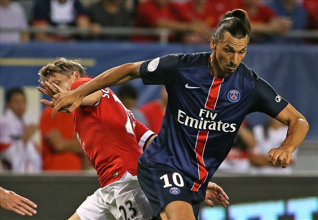 Manchester United 0-2 PSG: Ibrahimovic strikes as Van Gaal's men flounder