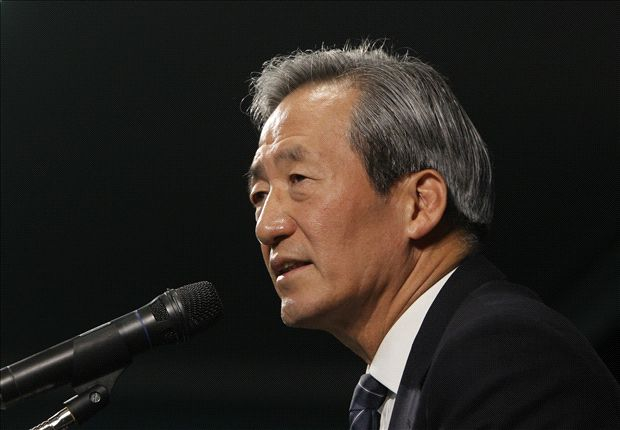 'Platini like cannibal Blatter' - Mong-joon to stand for Fifa presidency