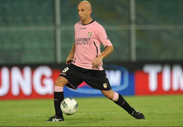 Palermo's Migliaccio joins Fiorentina on loan with a €1.2m option to buy