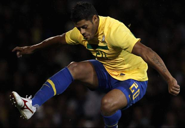 Hulk desperate to be involved in Brazil's Olympic squad