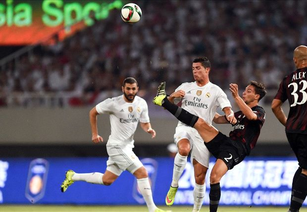Real Madrid 0-0 AC Milan (10-9 pens): Donnaruma misses decisive spot-kick