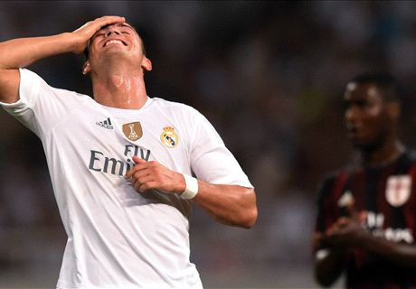IN PICS: Real Madrid beat AC Milan