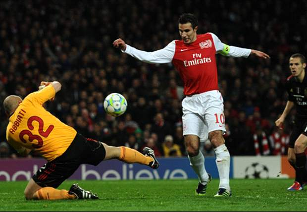 Arsenal 3-0 AC Milan (Agg 3-4): Gunners crash out of Champions League despite astounding second leg victory
