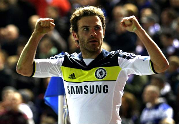 Mata aiming to improve upon impressive debut season with Chelsea