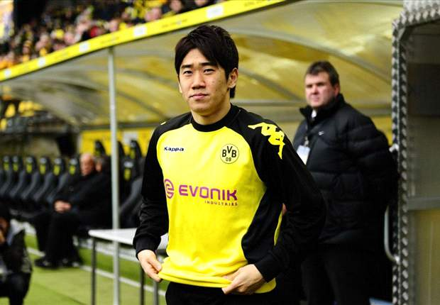 Kagawa: There's no deadline on new Dortmund deal