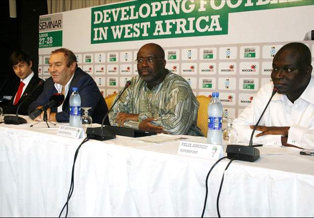 Seyi Akinwumi: Soccerex will lift football in Lagos State
