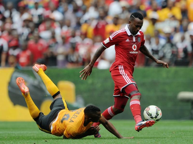 Makola: Kaizer Chiefs and Orlando Pirates can fill any stadium