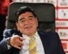 Maradona salue Ronaldo et Tevez !