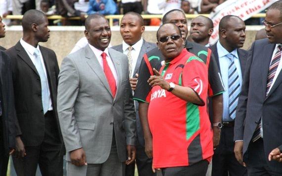 Deputy President calls for reforms in Kenyan football