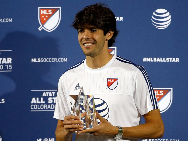Kaka shines as he embraces first MLS All-Star Game experience