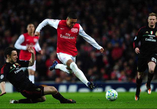 Goal.com readers tip Arsenal youngster Oxlade-Chamberlain for surprise Euro 2012 call-up
