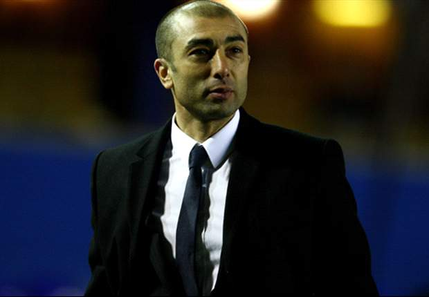 Di Matteo bemoans media criticism of Chelsea
