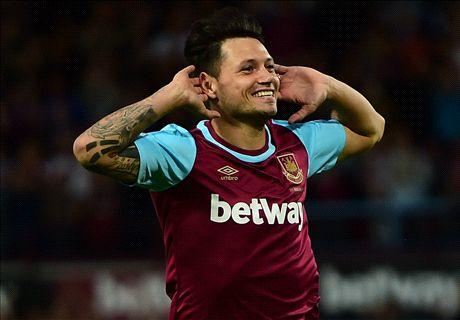 West Ham blow two-goal lead