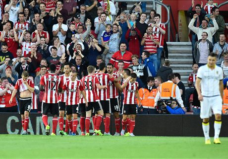 RATINGS: Southampton 3-0 Vitesse