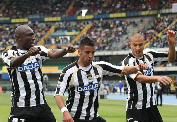 Transferts, Udinese - Isla pisté par l'Inter et le PSG