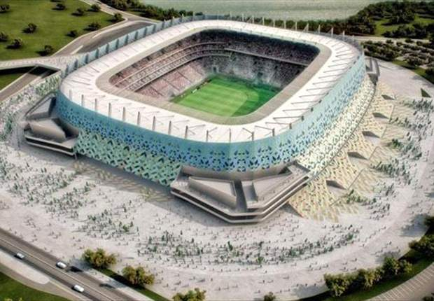 FIFA concerned at World Cup 2014 stadium delays