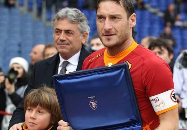 Francesco Totti Dukung Penuh Manajemen AS Roma