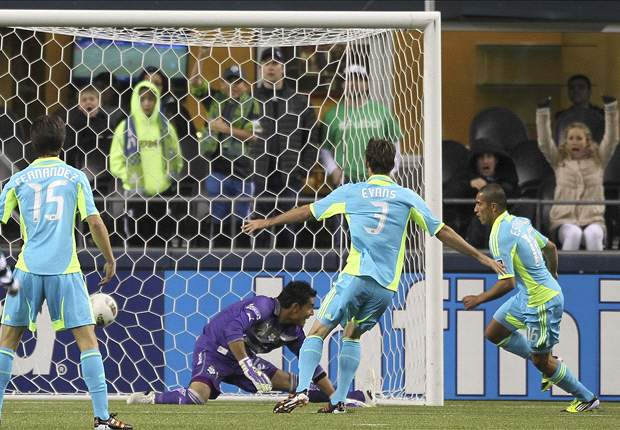 Seattle Sounders FC 2-1 Santos Laguna: Sounders take slender advantage in CONCACAF Champions League quarterfinal