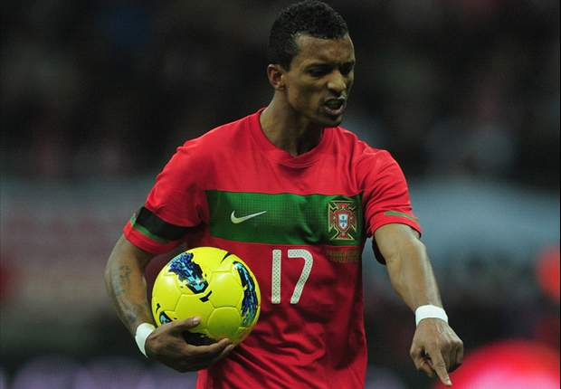 Nani doubts England chances without Manchester United team-mate Rooney