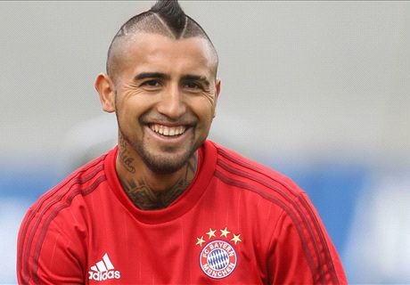 'Vidal will be a Bayern success story'