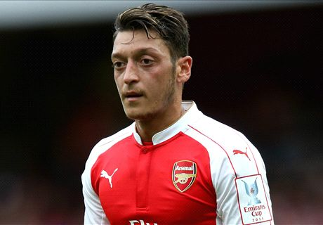 Ozil can be one of the greats - Wenger