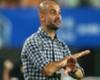 Pep Guardiola will gegen Wolfsburg den ersten Titel der Saison
