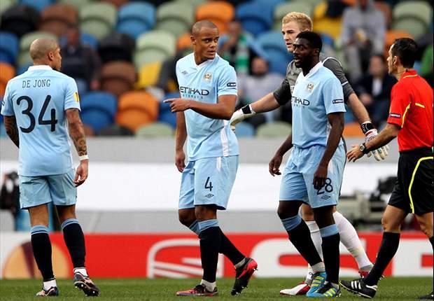 Europa League kompakt: Manchester City kassiert bei Sporting Lissabon eine Pleite und Piräus gewinnt in der Ukraine
