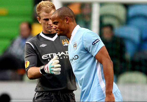 Premier League title is no longer in Manchester City's hands, admits Kompany