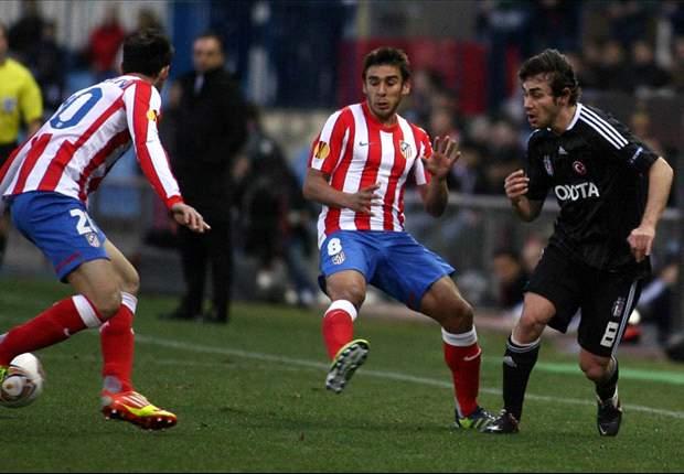 Besiktas 0-3 Atletico Madrid (Agg 1-6): Adrian and Falcao ensure Simeone's side secure professional progression to last eight