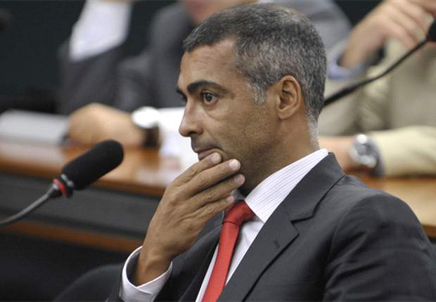 Romario: Brazil's Olympic squad is rubbish