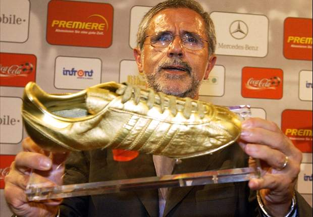 Müller sportief na verlies record aan Messi