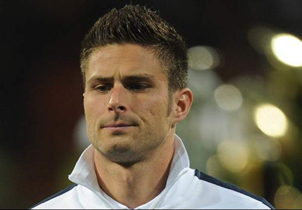 Atletico Madrid line up Giroud as Falcao replacement - report