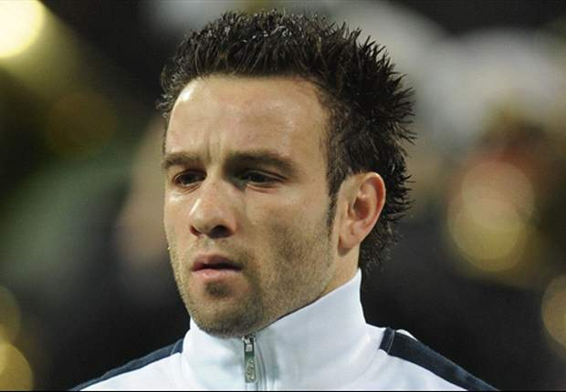 Valbuena: Reserves' frustration will not be a problem for France