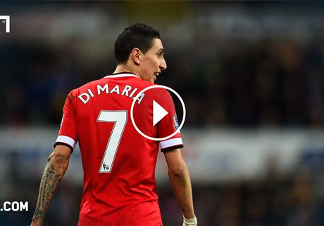 PSG stars excited by Di Maria
