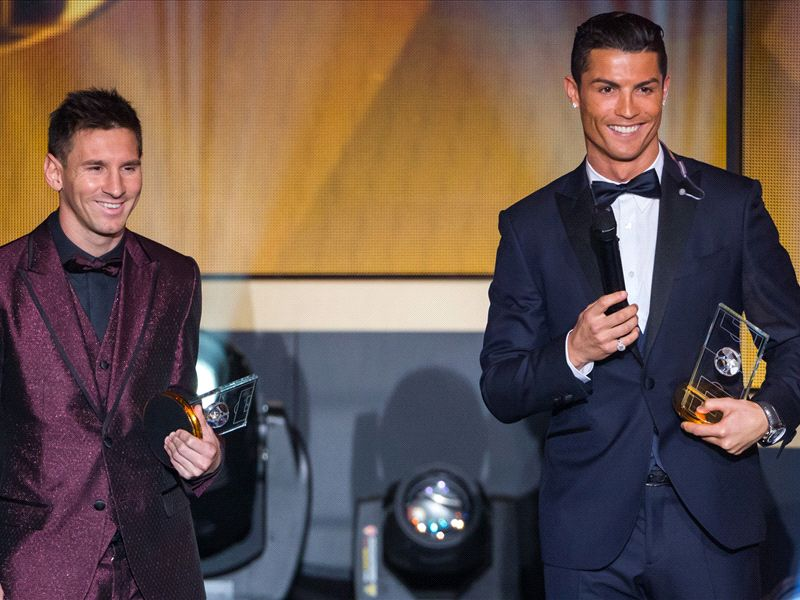 Barcelona superstar Lionel Messi & Real Madrid ace Cristiano Ronaldo are football monsters - Paco Buyo