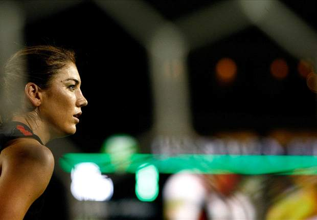 Hope Solo: It takes a lot to rattle me
