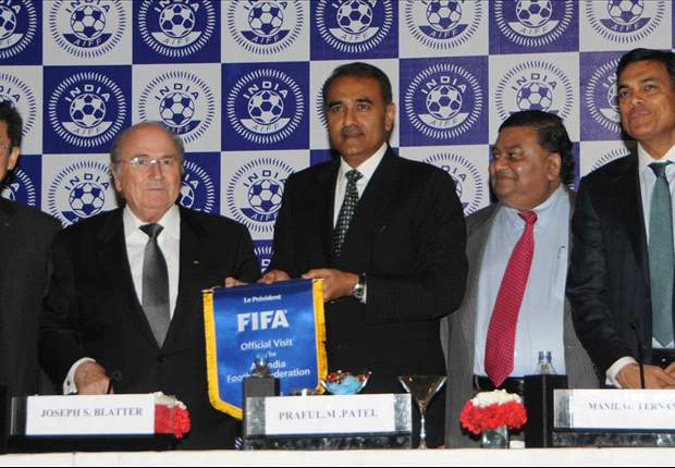 India launch bids for 2015 Club World Cup and 2017 U-17 World Cup