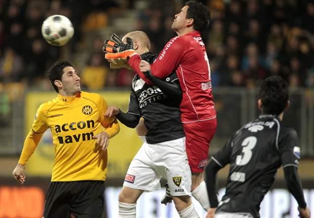 Roda eist Limburgse derby in tweede helft op
