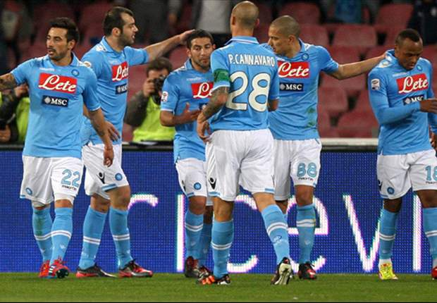 Napoli Ke Final Coppa Italia