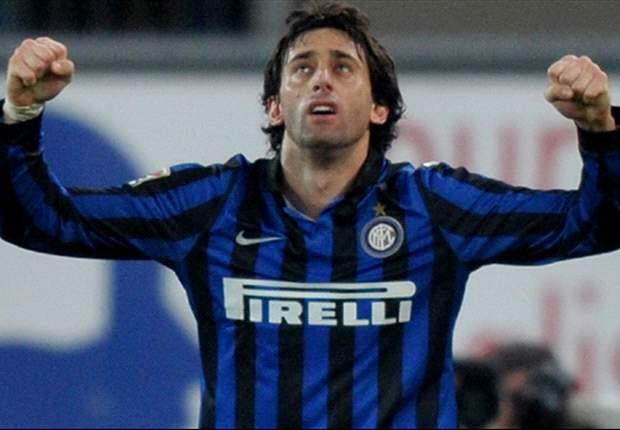 Milito confident Inter will eliminate Olympique de Marseille from Champions League