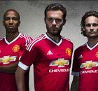 Revealed: Man United's new kit