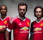 La nueva camiseta de Manchester United