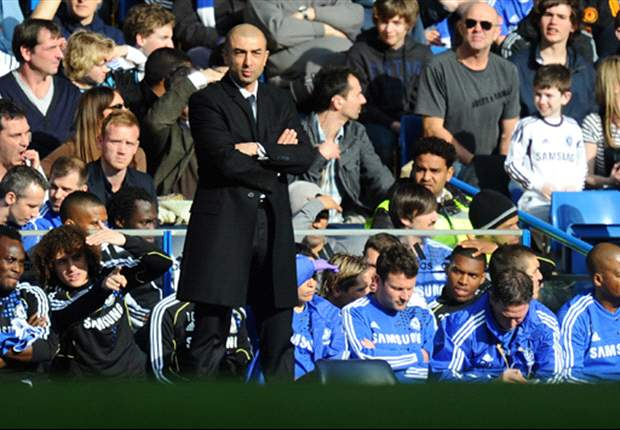 Chelsea 1-0 Stoke City: Drogba pounces to give Di Matteo a second straight win against 10-man Potters