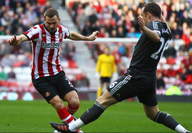 Sunderland 1-0 Liverpool: Second-half Bendtner strike consigns Dalglish's men to third straight league defeat