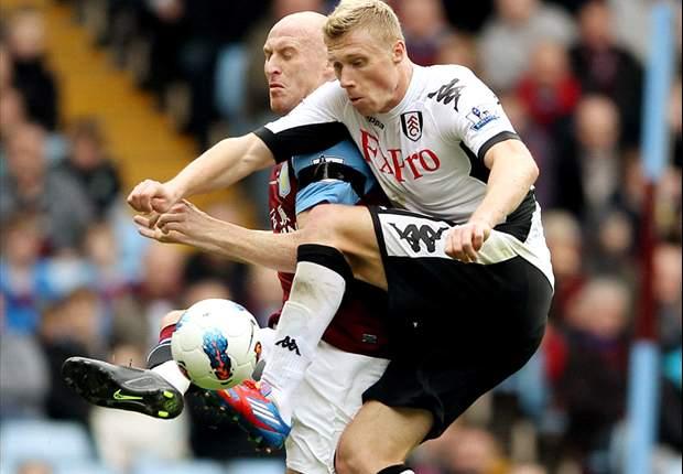 Fulham face battle with Aston Villa and Sunderland for Pogrebnyak