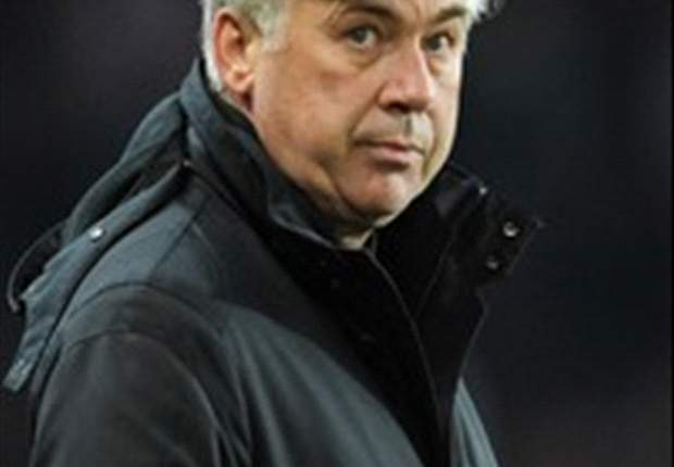 Ancelotti feels Paris Saint-Germain showed character against Caen