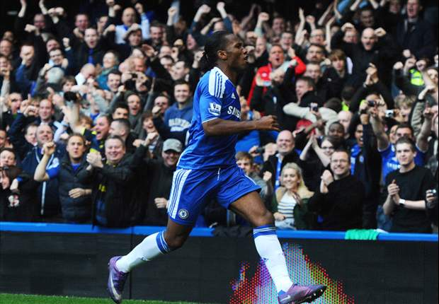 Chelsea keeper Cech: Drogba is an exceptional striker