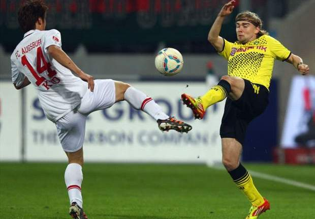 Augsburg 0-0 Dortmund: BVB's lead at the top cut to five points after stalemate